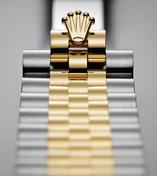 Rolex bei Juwelier Depperich